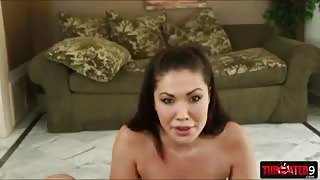 London Keyes sweet deep throat ability