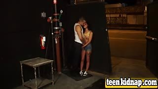 Helpless Teen Gina Valentina Gets Tied And Fucked Hard By Her Kidnapper