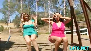 Lusty Latina girlfriend favors a dude with a hot cock ride