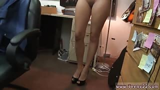 Blowjob instructor first time Fucked in her dearest pair of heels!