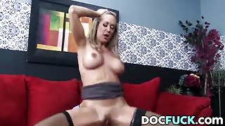 Brandi Love and Doc Fuck