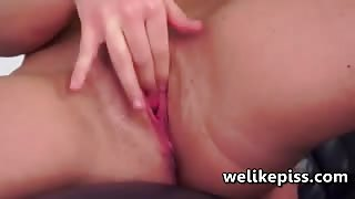 Denise sky squirting masturbation