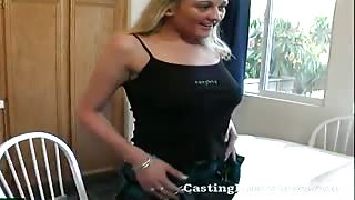 Donna Marie Gets Cast For Porn Scene