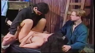 Bisexual Fucking On The Farm