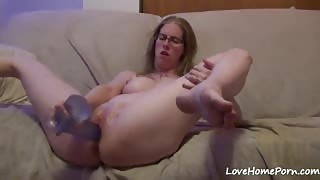 My Very Wet Wife Will Spray Love Juices While Cumming