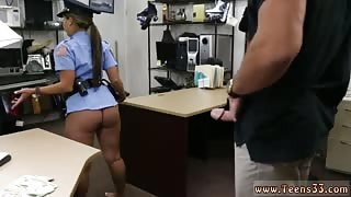 Amateur prostate and euro brunette xxx Fucking Ms Police Officer