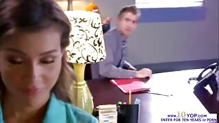 Karter Foxxs first sexual encounter with her boss as a reporter