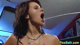 Piss soaked stank whore