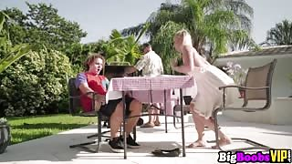 Picnic Pussies Bailey Brooke Reagan Foxx  Watch Part2 on BigBoobsVip.com