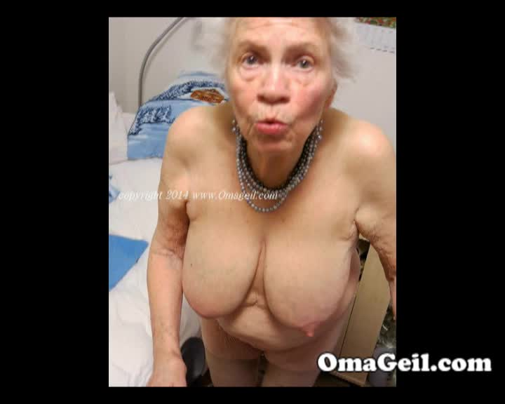 OmaGeil Collection photo of old horny woman