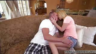 compeer's teen catches mom and girlchum Bailey Brooke's Home Alone
