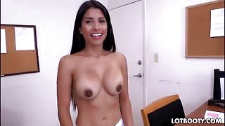 Big Ass Latina Maid Soffie Gets Fucked