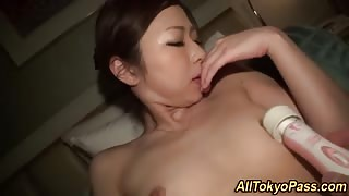 Japanese face cum soaked