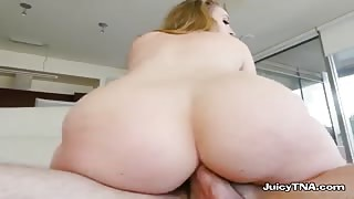 Foxy Babe Harley Jade Receives Anal Dicking