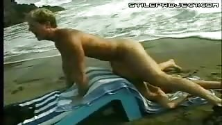 Beach Porn Blooper