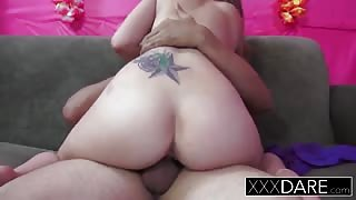 Naughty Young Slut Staci Silverstone Gets Fucked After Sucking Hard Dick