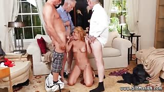 Old man fucks little girl first time Frannkie And The Gang Tag Team A