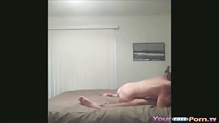 Hot partygirl one night stand sextape