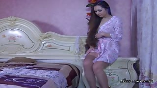 Crystal Hides Her Pleasure In Her Pussy To Vibrate
