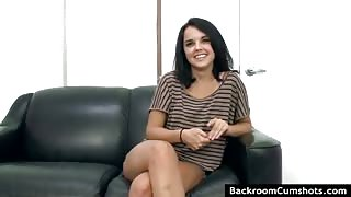 Hot next door getting fucked at audition