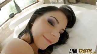 Perfect assed beauty Jessyka Swan analized