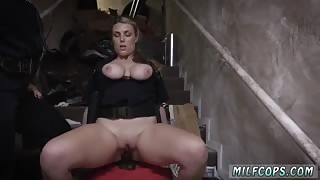 Amateur audition milf Illegal Street Racers get more than they