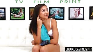 BDSM Casting Couch with Adrian Maya
