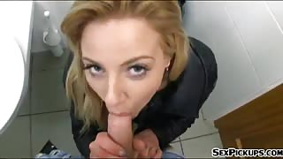Nathaly Teges convinced to get fucked in exchange for cash