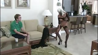 Showing My Son How To Fuck - Watch Part2 on FUKFLIX,COM