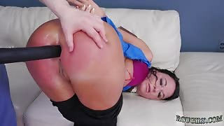 Pregnant rough fuck Fuck my ass, penetrate my head EXTREME!