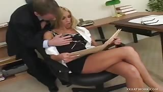 Casey Young Sucks And Pounds Cock
