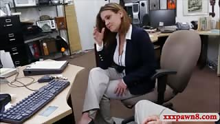 Business woman fucked