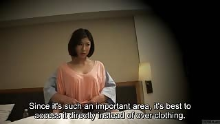 Japanese office lady got fuck in hotel for money 2.