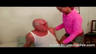 Grandpa Needs Some Pussy attention
