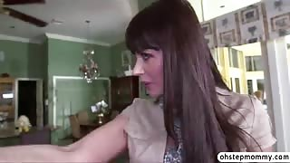 Eva Karera joins threesome sex after her blowjob scene