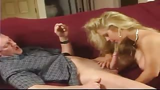 Stacked Blonde Slut Does Fellatio And Pounds Shaft