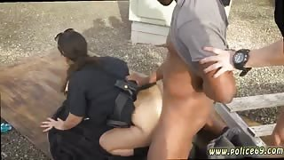 Police sexy girl video xxx Break-In Attempt Suspect has to plow his