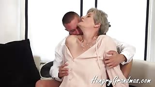 Grandma Is A Great Cock Sucker
