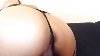 Girlfriend Hot Blow Job and Cowgirl Action