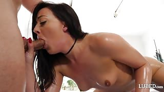 Whitney Wright Oiled up Fuck