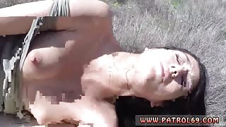 Fake cop blonde outdoor Mexican officer prpopses Kimberly Gates