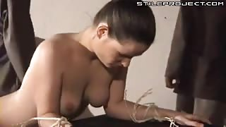 Nun Whips Naughty Student's Ass 50 Times