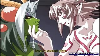 Aside! hentai monster tears pussy sorry, that