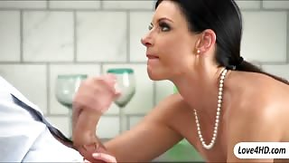 Stunning milf India Summer screwed up