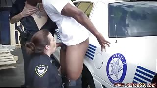 Black destruction I will catch any perp with a yam-sized ebony dick,