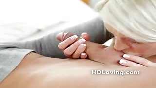 Intense love making hot wealthy couple