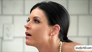 Seductive MILF India Summer sensual sex
