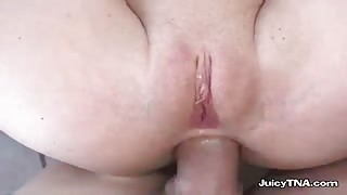Nasty Babe Mandy Muse Receives Anal And Facial
