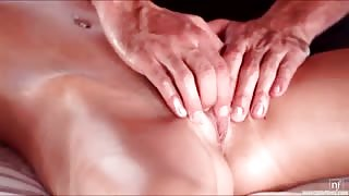 Pretty Maci Winslett loves riding a hard bigcock and sucks it