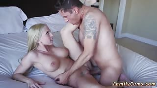 Dad is away mom companion creampie xxx Off The Hook And On My Stepmom